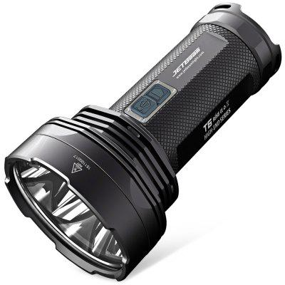 JETBeam T6 4 x CREE XP - L 4350Lm LED Police Flashlight