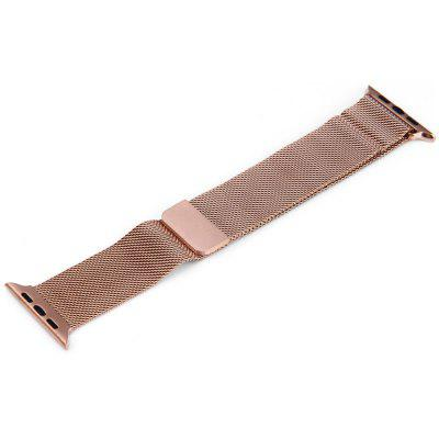 Milanese Loop Magnetic Wrist Watchband for iWatch 38mm