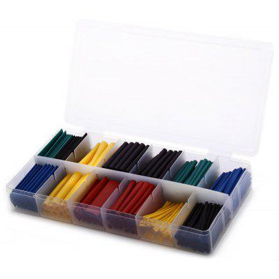 280PCS Heat Shrink Tube Sleeving