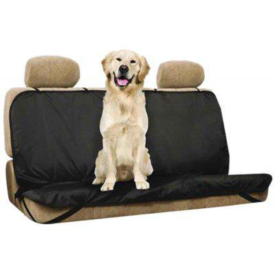 TIROL Car Back Seat Pet Cover