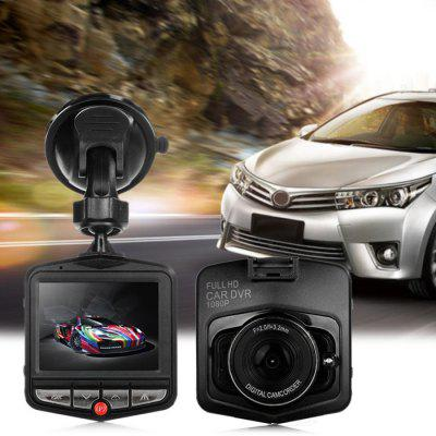 GT300 1080P 2.4 inch Car Dashcam Video RecorderCar DVR<br>GT300 1080P 2.4 inch Car Dashcam Video Recorder<br><br>Anti-shake: No<br>Apply To Car Brand: Universal<br>Audio System: Built-in microphone/speacker (AAC)<br>Battery Capacity (mAh?: 180mAh polymer lithium battery<br>Battery Charging Time: 2 -3 hours<br>Battery Type: Built-in<br>Camera Pixel: 3.0MP<br>Charge way: Car charger<br>Chipset: Generalplus1248<br>Chipset Name: Generalplus<br>Class Rating Requirements: Class 10 or Above<br>Decode Format: MJPEG<br>Delay Shutdown: Yes<br>Exposure Compensation: +1,+1/3,+2,+4/3,+5/3,-1,-1/3,-2,-2/3,-4/3,-5/3,2/3<br>Function: Loop-cycle Recording, Motion Detection, Delay Shutdown, Time Stamp, Parking Monitoring, Night Vision, G-sensor, HDMI output<br>G-sensor: Yes<br>GPS: No<br>HDMI Output: Yes<br>Image Format: JPEG<br>Image resolution: 5M (2592 x 1944), 8M (3264 x 2448), 12M (4032 x 3024)<br>Image Sensor: CMOS<br>Interface Type: AV-Out, Micro USB, Mini HDMI, TF Card Slot<br>ISO: Auto,ISO100,ISO200<br>Language: English,French,German,Italian,Japanese,Korean,Portuguese,Russian,Simplified Chinese,Spanish<br>Lens Size: 17MM<br>Loop-cycle Recording: Yes<br>Loop-cycle Recording Time: 10min,1min,2min,3min,5min,OFF<br>Max External Card Supported: TF 32G (not included)<br>Model: GT300<br>Motion Detection: Yes<br>Motion Detection Distance: No<br>Night vision: Yes<br>Night Vision Distance: 1 - 2M<br>Operating Temp.: 0 - 60 Deg.C<br>Package Contents: 1 x GT300 1080P Car Dashcam DVR, 1 x Car Charger ( Cable Length 300cm ), 1 x Bracket, 1 x USB Cable ( 42cm )<br>Package size (L x W x H): 16.00 x 12.00 x 8.50 cm / 6.3 x 4.72 x 3.35 inches<br>Package weight: 0.2540 kg<br>Parking Monitoring: Yes<br>Power Cable Length: 3M<br>Product size (L x W x H): 7.00 x 6.50 x 4.00 cm / 2.76 x 2.56 x 1.57 inches<br>Product weight: 0.0500 kg<br>Screen size: 2.4inch<br>Screen type: TFT<br>Time Stamp: Yes<br>Type: Full HD Dashcam, HD Car DVR Recorder<br>Video format: AVI<br>Video Frame Rate: 30fps<br>Video 