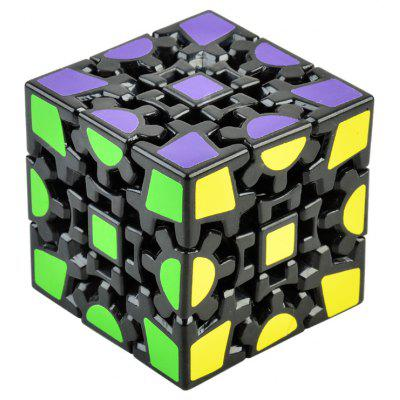 3D Gear Magic Cube 3 x 3 x 3 Puzzle Toy