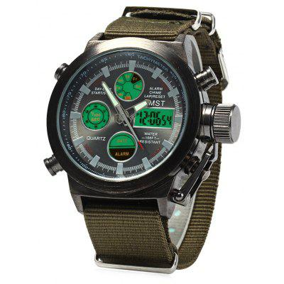 AMST AM3003 Men LED Sports Watch