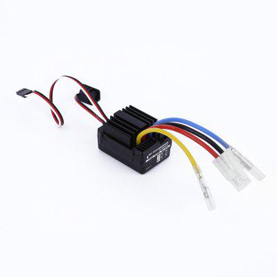 Hobbywing 60A Brushed Water Resistance ESC for 1 / 10 1 / 12 Scale RC Car