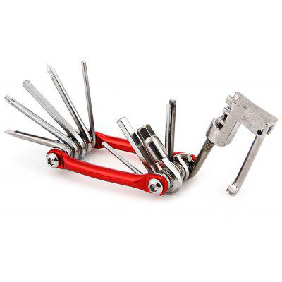 11 in 1 Multi Function Cycling Repair Tool