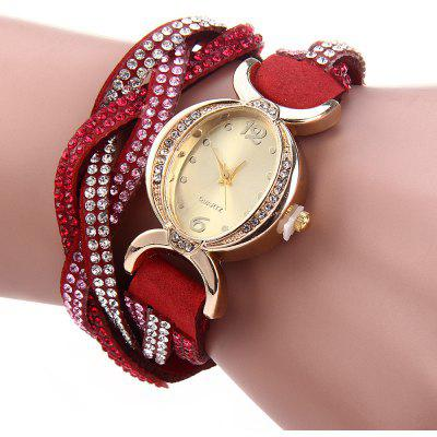 Women Bracelet Analog Wrist Watch
