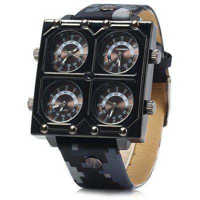 Shiweibao K2601 Four Movt Men Quartz Watch