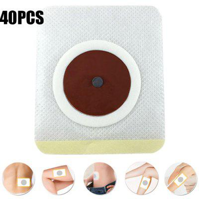 40PCS Slimming Navel Sticker