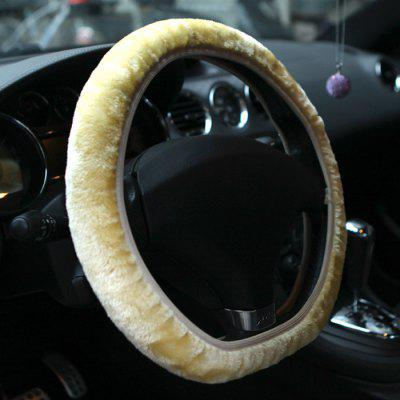Soft Winter Warm Car Steering Wheel Cover