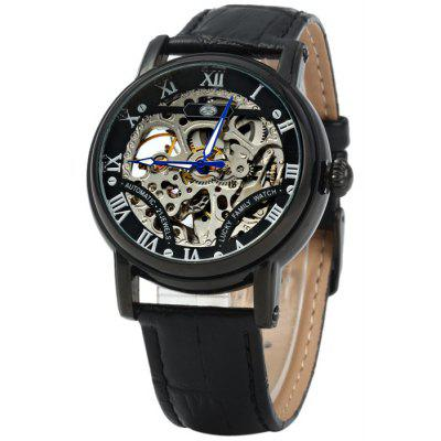 Lucky Family G8126 Male Automatic Mechanical Watch