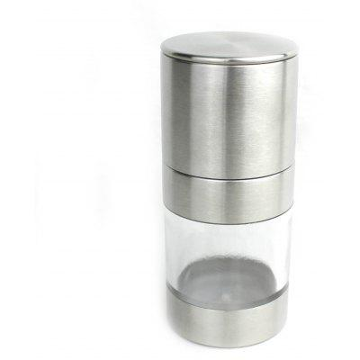 Rotatable Stainless Steel Manual Pepper Grinder