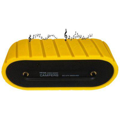 Mrice Campers 2.0 Wireless Bluetooth V4.0 Speaker