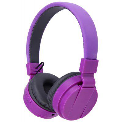 AT-BT819 Bluetooth Wireless Headphones with Mic