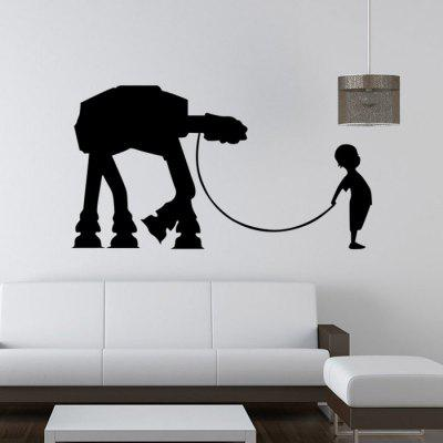 w-17 Boy AT-AT Walker Wallpaper
