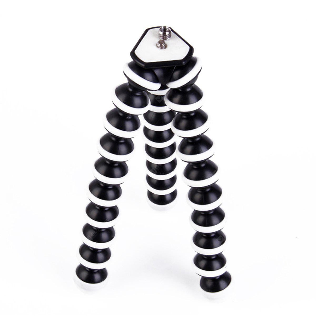 2 In 1 Action Camera Octopus Multi Function Tripod Mounted