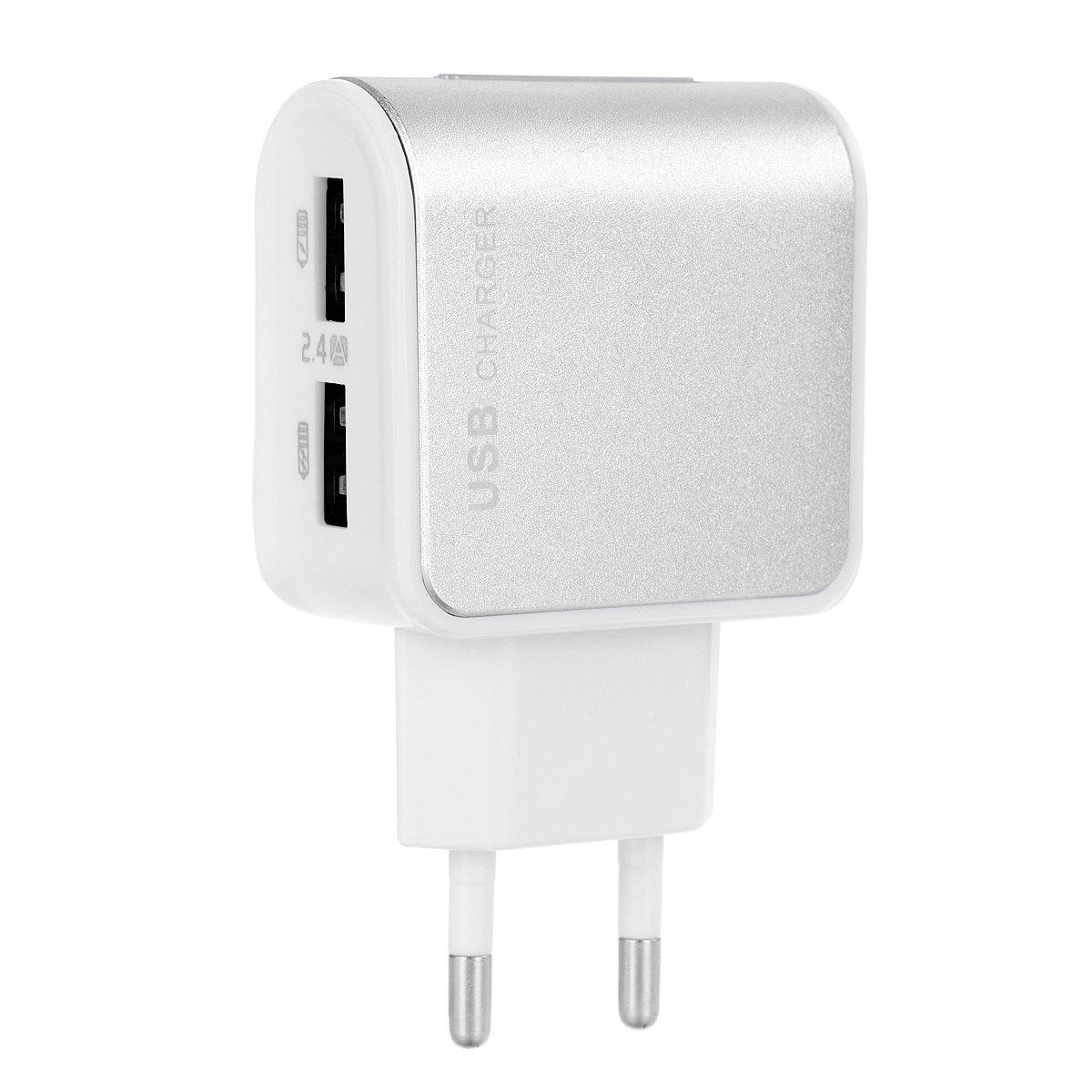Jtron 5V 2.4A EU Plug Power Adapter Chargeur