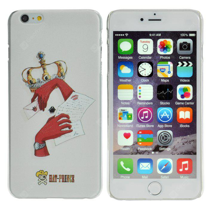 Hat-Prince Étui Rigide de Protection pour iPhone 6 / 6S Plus
