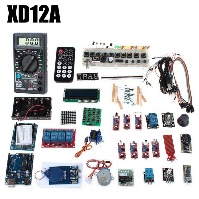 XD12A Starter Learning Set