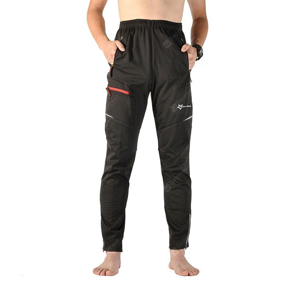ROCKBROS Unisex Thermal Fleece Cycling Pants