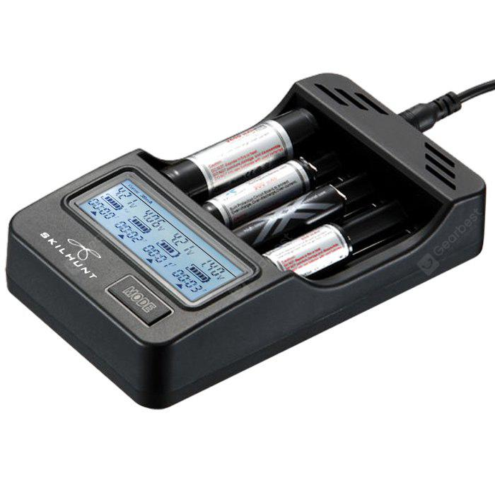 Skilhunt M4D Smart LCD Battery Charger