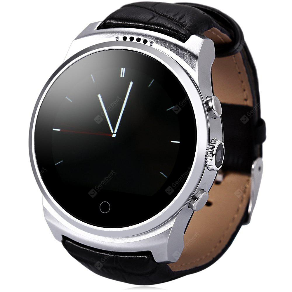 K5 Round Dial Smartwatch Phone - $48.88 Free Shipping ...