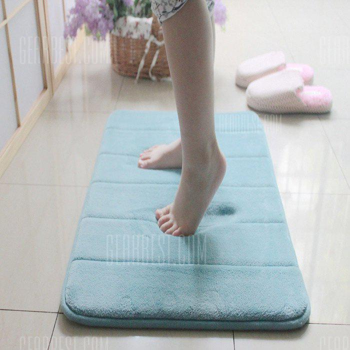 Memory Cotton Anti-slip Carpet | Gearbest