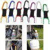 Aluminum Alloy Water Bottle Buckle Carabiner - RANDOM COLOR