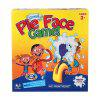 Korea Running Man Pie Face Game Cream Hit Face Home Parent-and-Child Games Novelty Fun Anti Stress Prank Funny Rocket Toys - COLORMIX