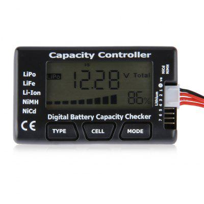 все цены на LCD Battery Capacity Voltage Checker Controller Tester for LiPo LiFe Li-ion NiMH Nicd battery онлайн