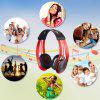 Syllable G700 Stereo Wireless Bluetooth 4.0 HIFI NFC Noise Cancellation 3.5mm Adjustable Headphone Earphone Headset with double Microphone for Samsung iPhone iPad MP3/MP4 Laptop PC Tablet - RED