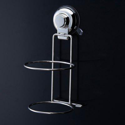 Stainless Steel Hair Dryer Rack Suction Hook