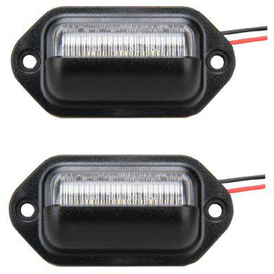 Car License Plate Lamp for Coach PX - LT01001