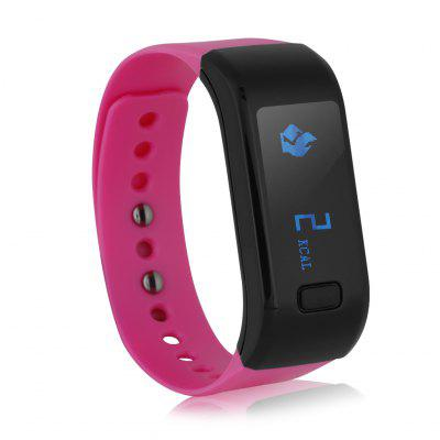 Excelvan OLED Smart Bracelet IP67 Waterproof Bluetooth 4.0