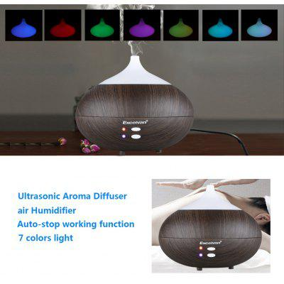 Excelvan SMILE - 1 280ml Aroma Diffuser Ultrasonic Humidifier