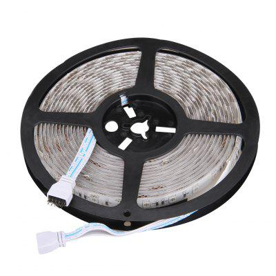 Excelvan 16.4ft 5M Waterproof Flexible strip SMD5050 270LEDs Color Changing LED Light Strip, IP65, Horse Race Marquee Multi-color Blossom Decorative Gardens, Lawn, Patio, Christmas Trees, Weddings, Pa