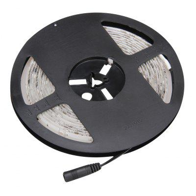 Excelvan 16.4ft 5M Waterproof Flexible strip SMD5050 150LEDs Color Chasing LED Light Strip, IP65, 5050 LED Ribbon Light/ LED Tape Light, Horse Race Marquee Multi-color Blossom Decorative Gardens, Lawn