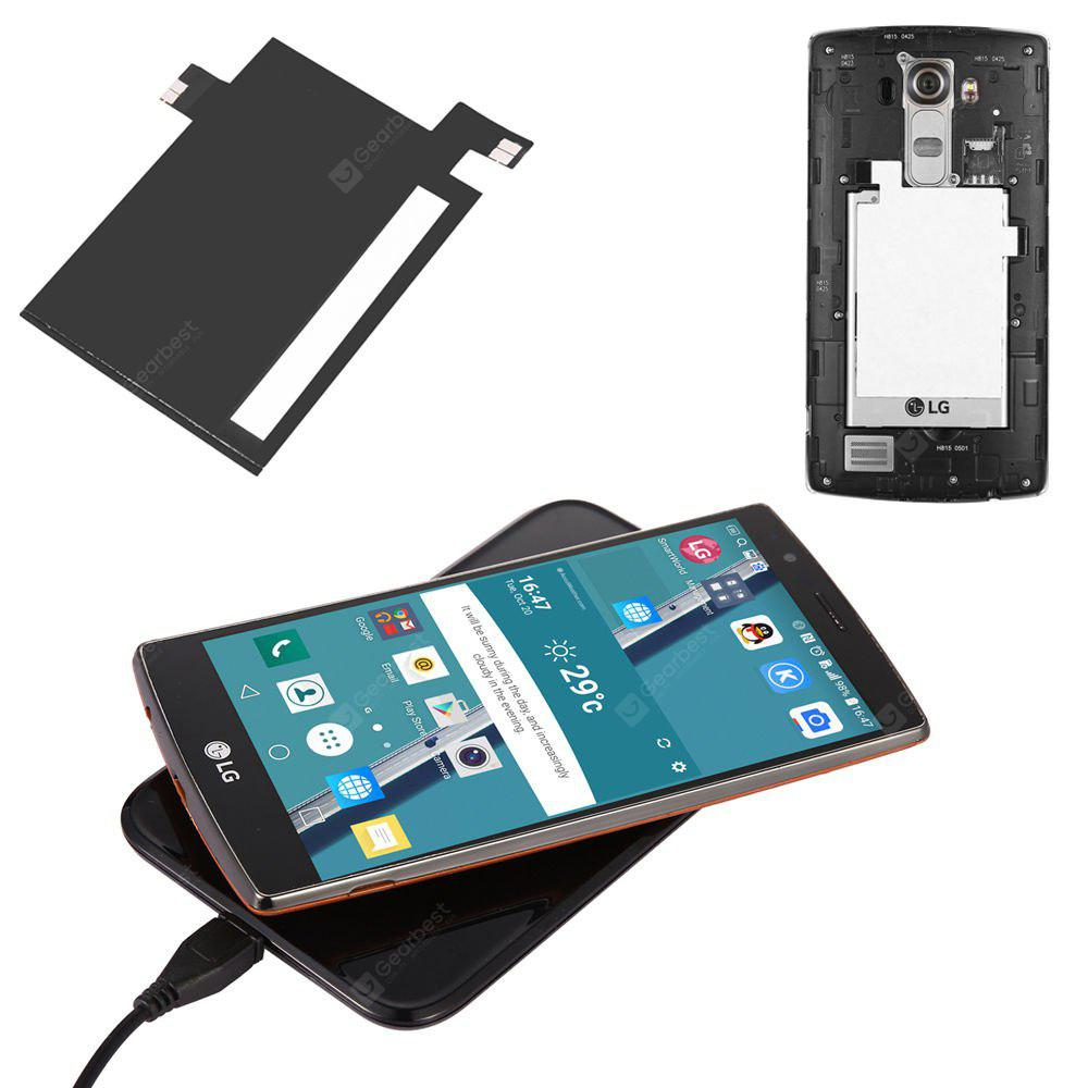 Qi wireless charger receiver for LG-G4
