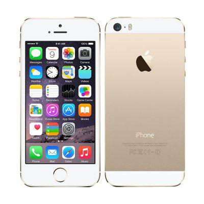 iPhone5s Original Unlocked Apple iPhone 5S Mobile Phone Dual Core 4\\\