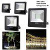 Excelvan 10W Super Bright Outdoor LED SMD Flood Lights, IP66 Waterproof, 600lm, Daylight White Pure Cool White, 6000K, Security Lights, Spotlight, Cast light, Flood light. Used for Indoor and Outdoor