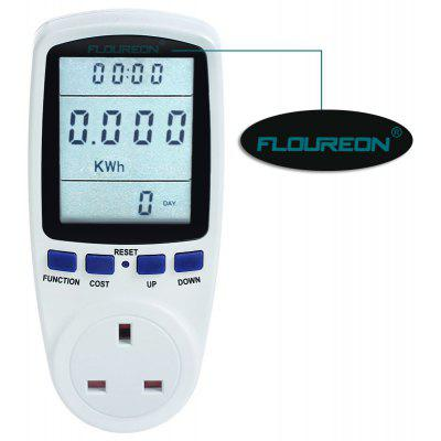 Floureon Power Meter Energy Monitor UK TS-836A