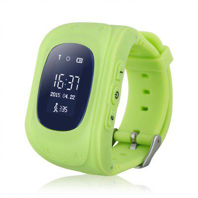 Excelvan Q50 Kids Wrist Smartphone Watch