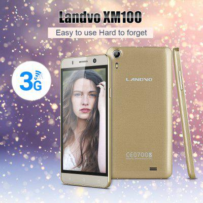 Landvo XM100 IPS HD Screen 3G Smartphone Image