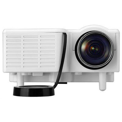 ExcelvanGM40 Portable Mini Multimedia Projector