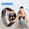 SUN S2 Smart Watch - GOLDEN LEATHER