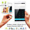 "Excelvan 7"" Phablet HD Dual SIM Android 4.2 Dual Core 8GB 3G Bluetooth GPS WIFI Tablet PC"