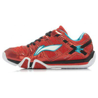 LI-NING men\'s professional badminton shoes in flight team stick to the ground