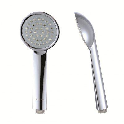 Finether Single Position Shower Head-Chrome