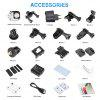 """2.0"""" HD LCD 12MP 1080P WIFI Sports Action Camera H.264 FPV 30M Waterproof Cam Video DV Camcorder Sliver"""