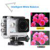 "2.0"" HD LCD 12MP 1080P WIFI Sports Action Camera H.264 FPV 30M Waterproof Cam Video DV Camcorder Sliver"