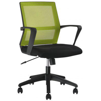 LANGRIA Mid-Back Green Mesh Swivel Task Chair Office Chair  sc 1 st  GearBest : green task chair - Cheerinfomania.Com